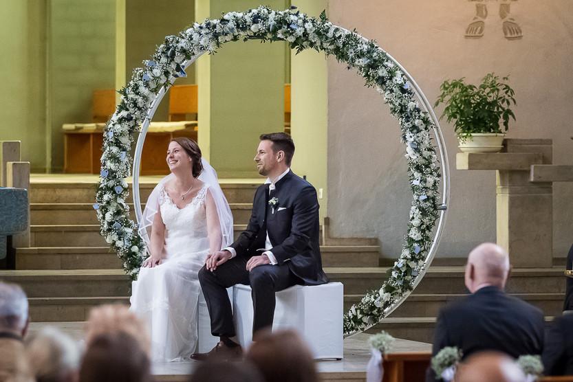 Hochzeit in Mühlheim Lämmerspiel