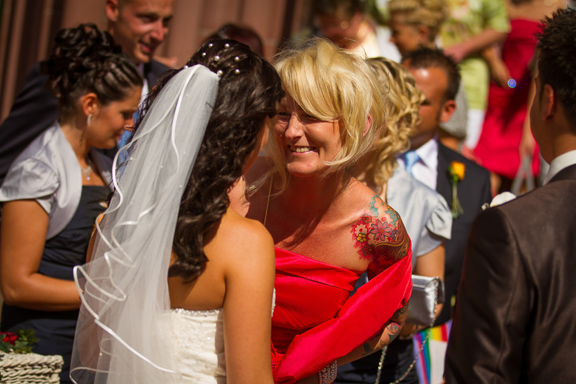 Hochzeit in Seligenstadt
