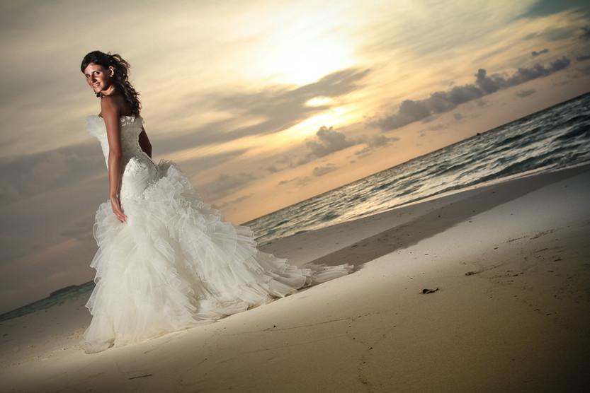 Als Hochzeitsfotograf auf den Malediven