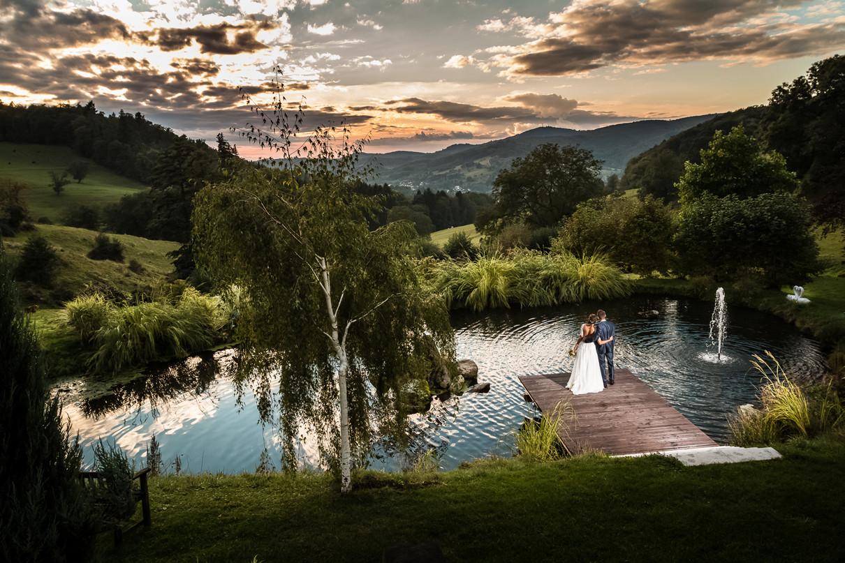 Für gute Portraits ist mir als Hochzeitsfotograf kein Weg zu weit