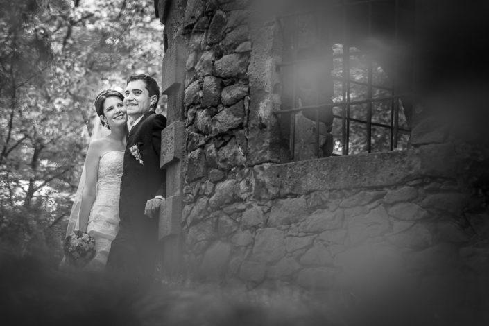 Hochzeitsshooting im Wilhelmsbad in Hanau