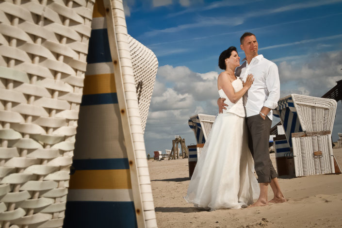 After Wedding Shooting in Sankt Peter Ording
