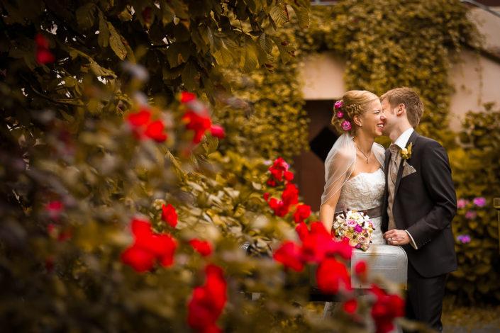 Hochzeitsfotografie in Gettenbach